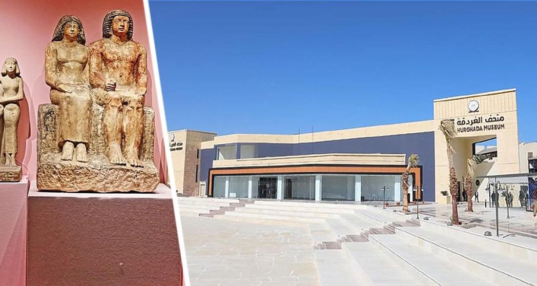 Для российских туристов в Хургаде открыли экскурсии в новом музее