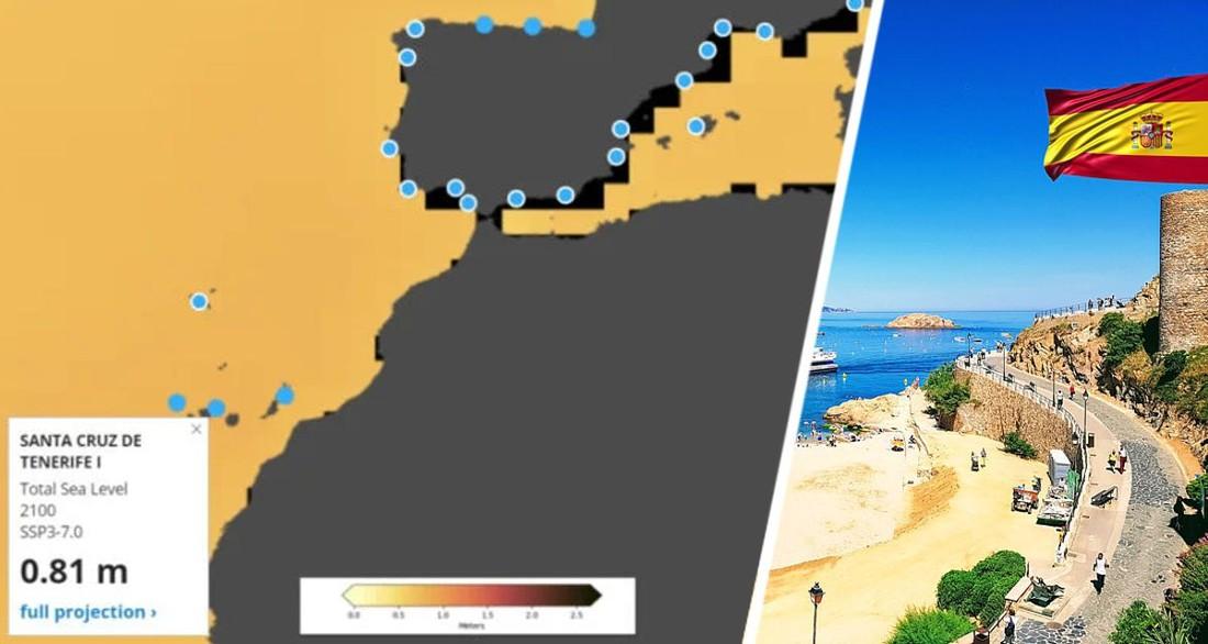 Стало известно, какие курорты и пляжи Испании исчезнут в ближайшее время
