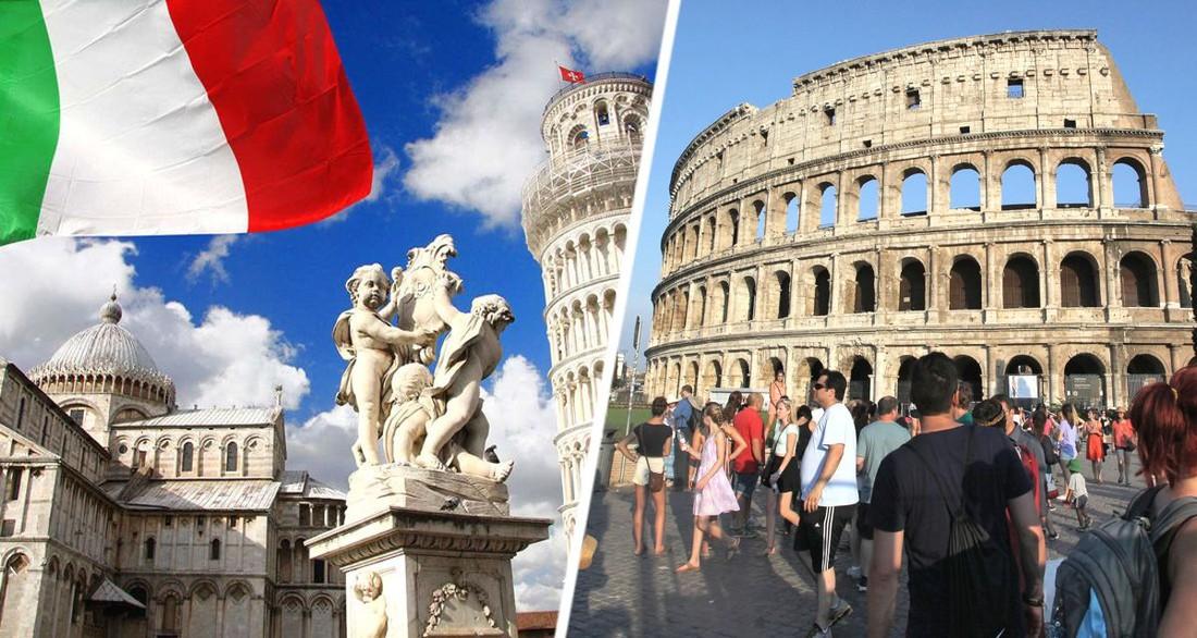 Туристы повалили в Италию: римский Колизей принимает в день уже по 8 тысяч путешественников