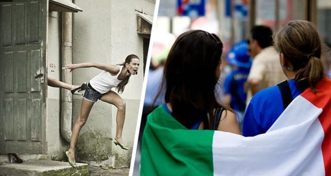 В Италии массово начали выгонять иностранных туристов из ресторанов и достопримечательностей