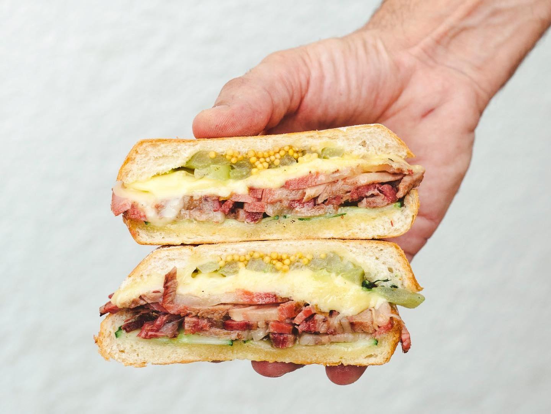 Лучший авторский сэндвич Испании делают в Сабаделе