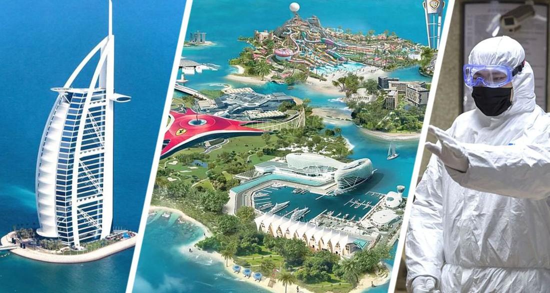 В ОАЭ активизировались зачистки в туристических зонах