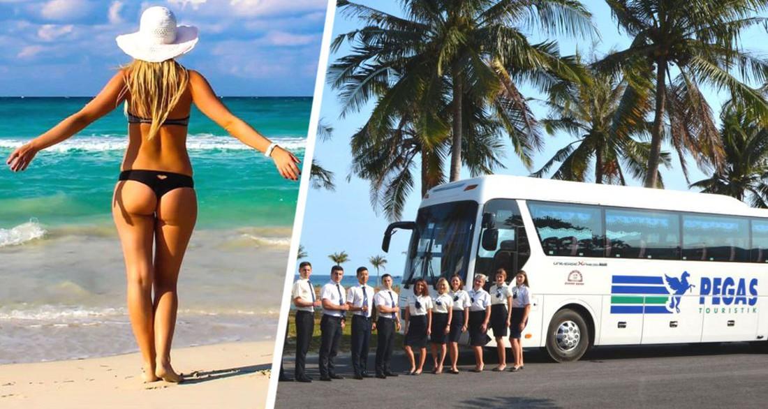 Пегас заявил об открытии рейсов в популярную пляжную страну