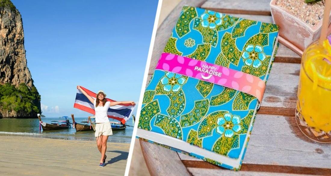 На Пхукете туристам начали раздавать Happy Paradise