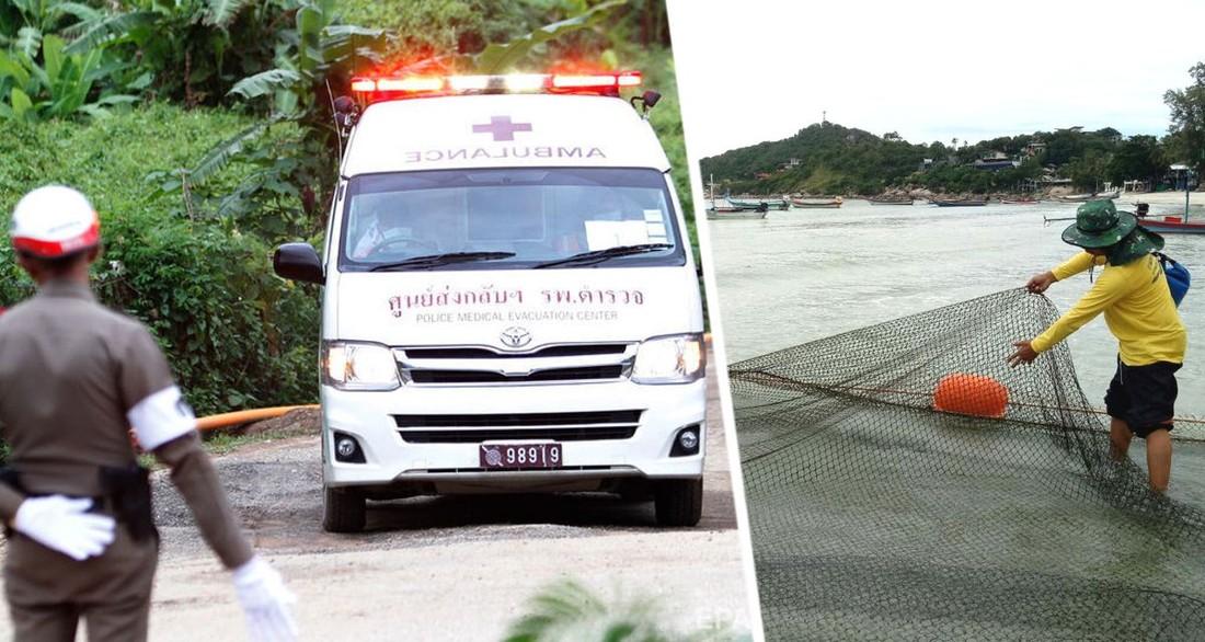 Страшная смерть на пляже: в Таиланде после соприкосновения с медузой погиб 9-летний турист