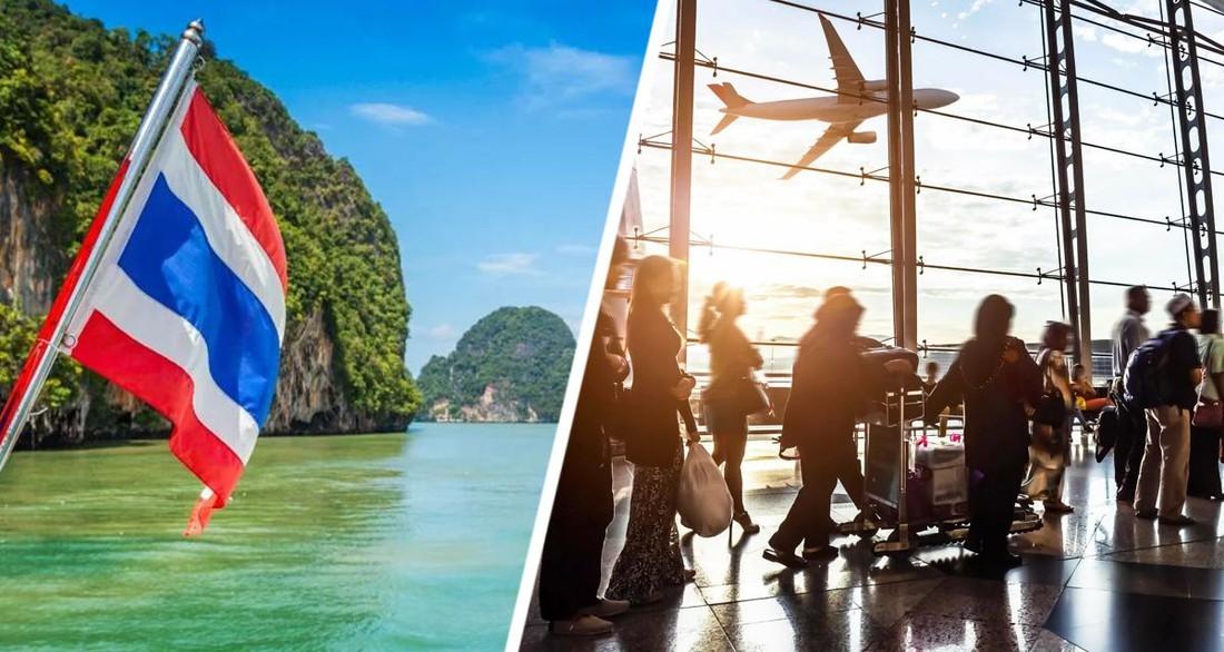 Туристы срочно покидают Таиланд и отменяют бронирования