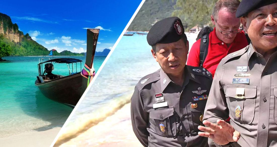 Пхукет отрезан от остального Таиланда по решению правительства: курорт превратили в туристическую резервацию