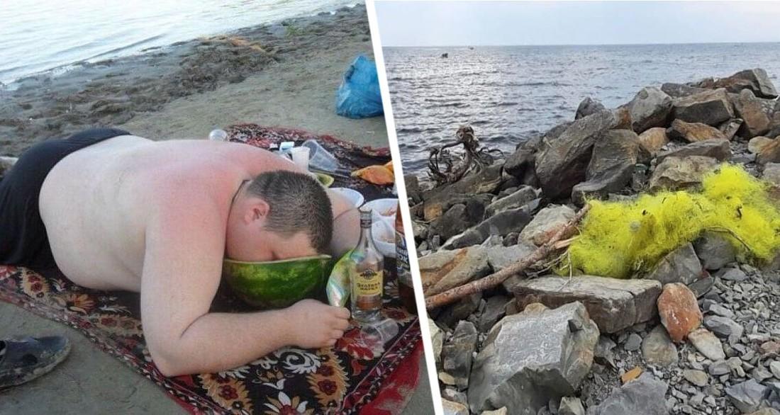 Грязь везде, туристы пьют, чтобы просто не замечать недостатков отдыха: россиянка рассказала о черноморском курорте