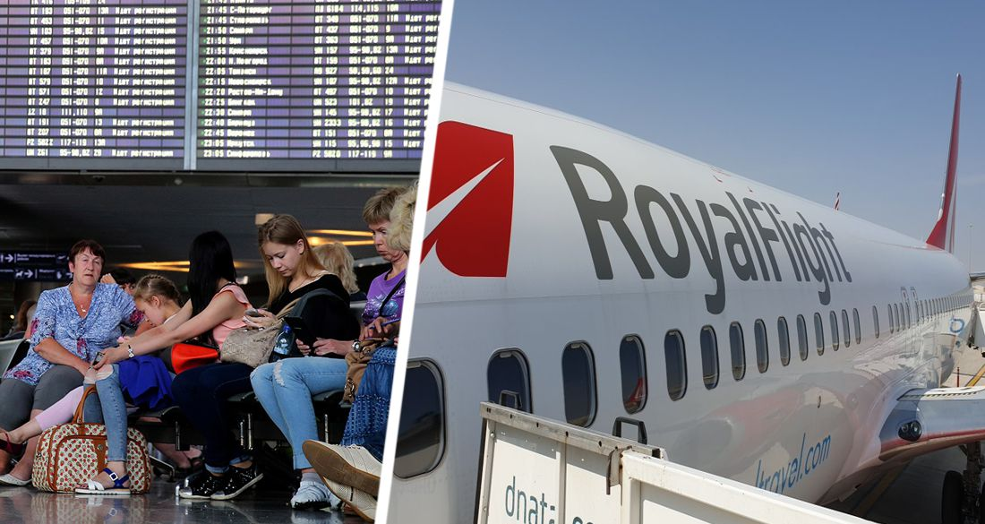 «Корал» объявил о начале полетов в Турцию из 9 новых регионов РФ