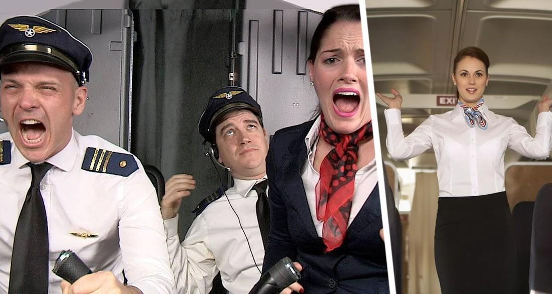 Стало известно, что ни в коем случае нельзя одевать в самолет, чтобы выжить