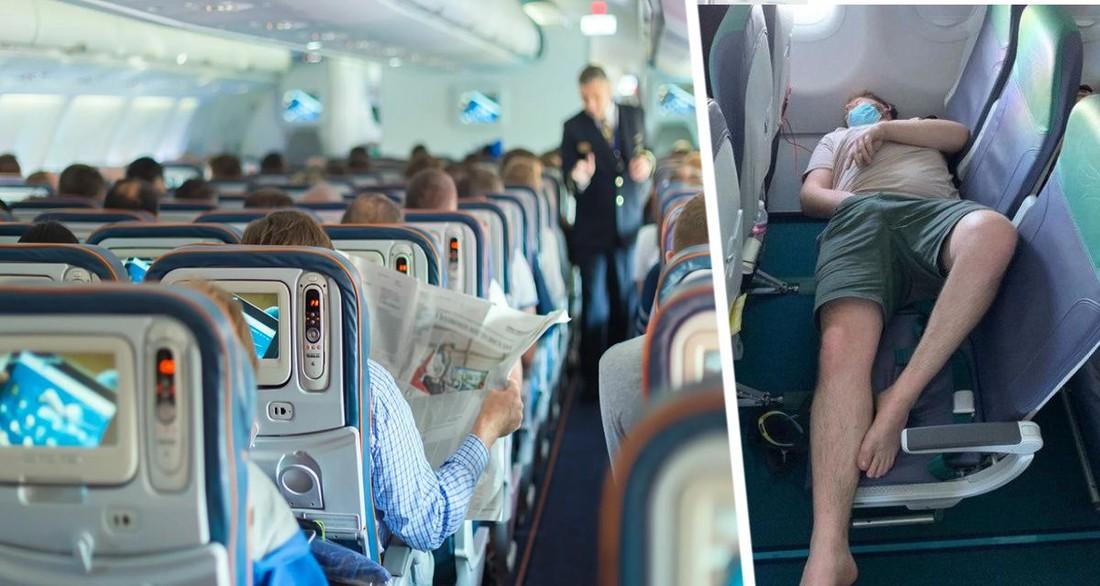 Почему никогда нельзя меняться местами в самолёте: пилот раскрыл важную информацию