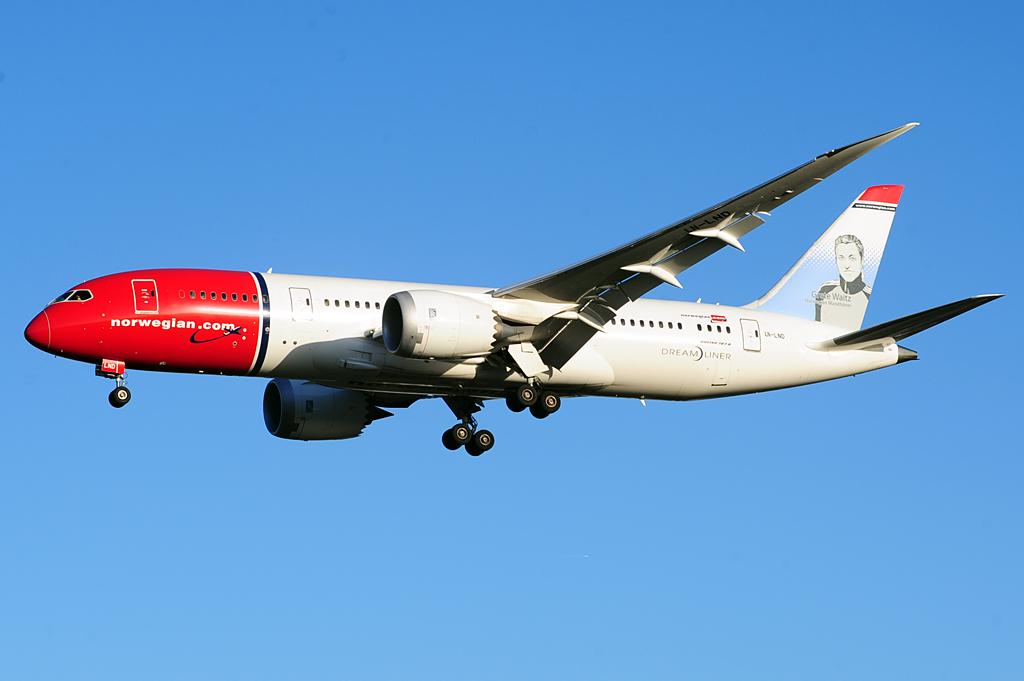 Авиакомпания Norwegian планирует увеличить количество рейсов в Испанию в 2022 году