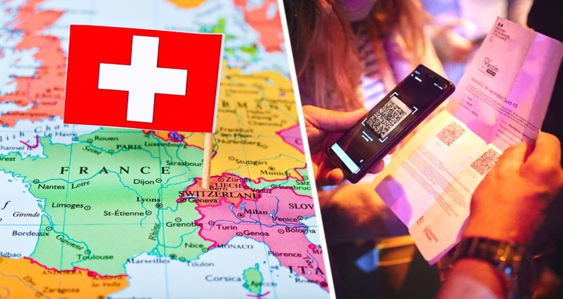 Швейцария объявила, что никаких туристов без сертификатов больше не будет