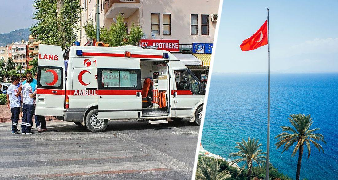 На курортах Турции утонули два российских туриста
