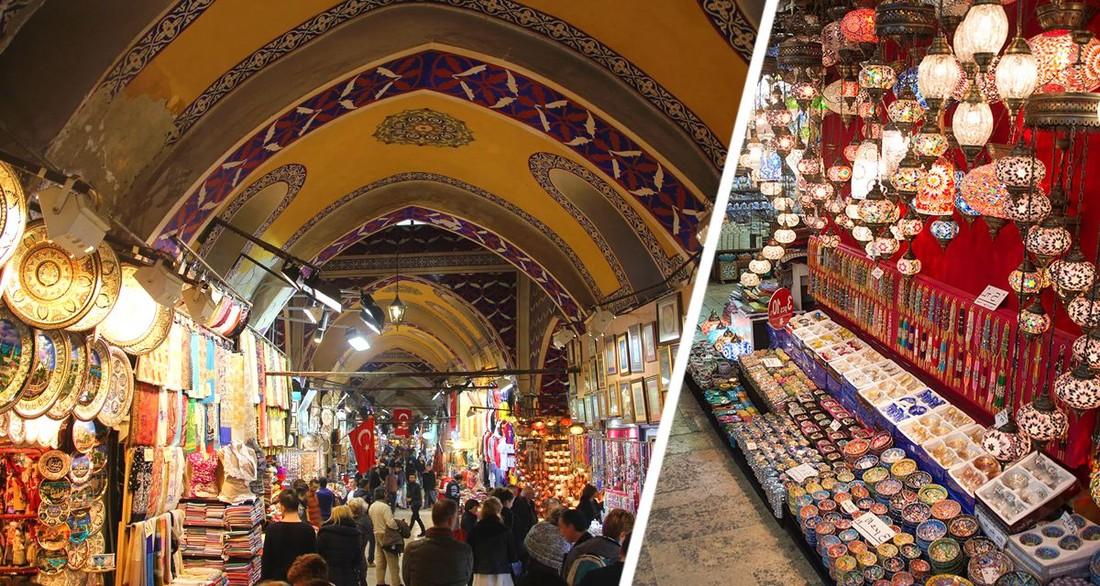 В Турции для туристов открыли их любимый базар