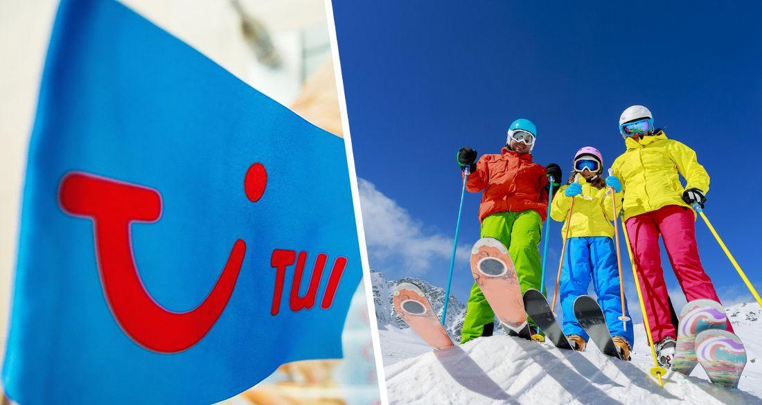 TUI открыл продажу горнолыжных туров за границу