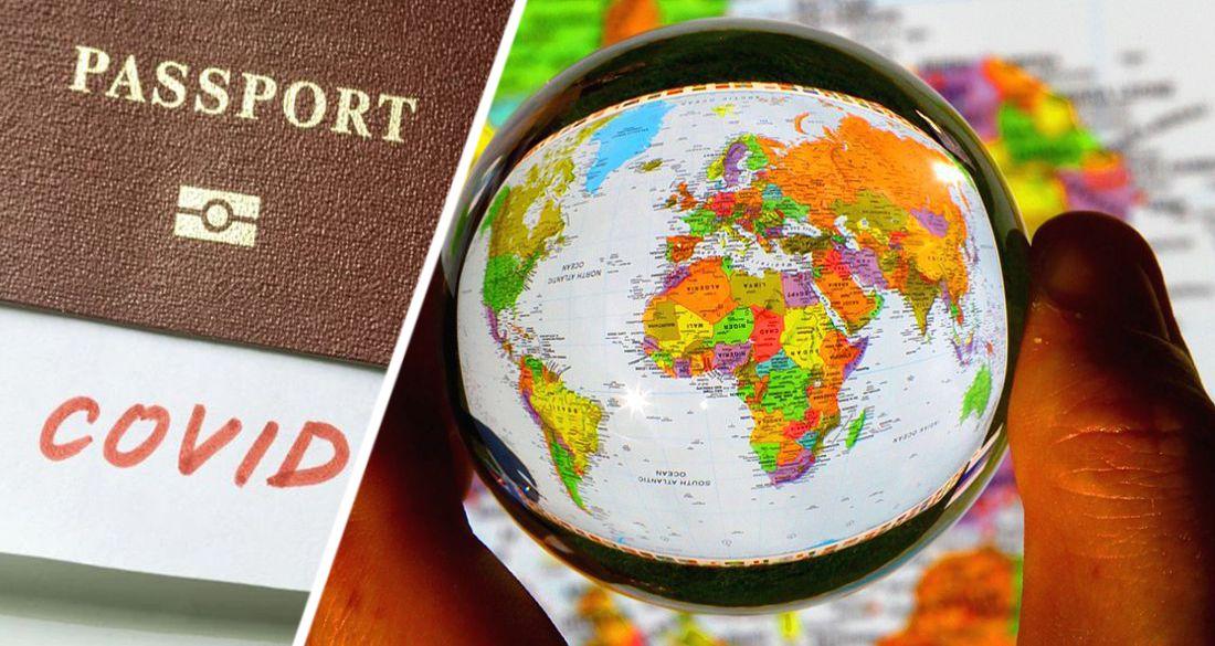 Опубликован список стран, открытых для российских туристов, привитых Спутником V