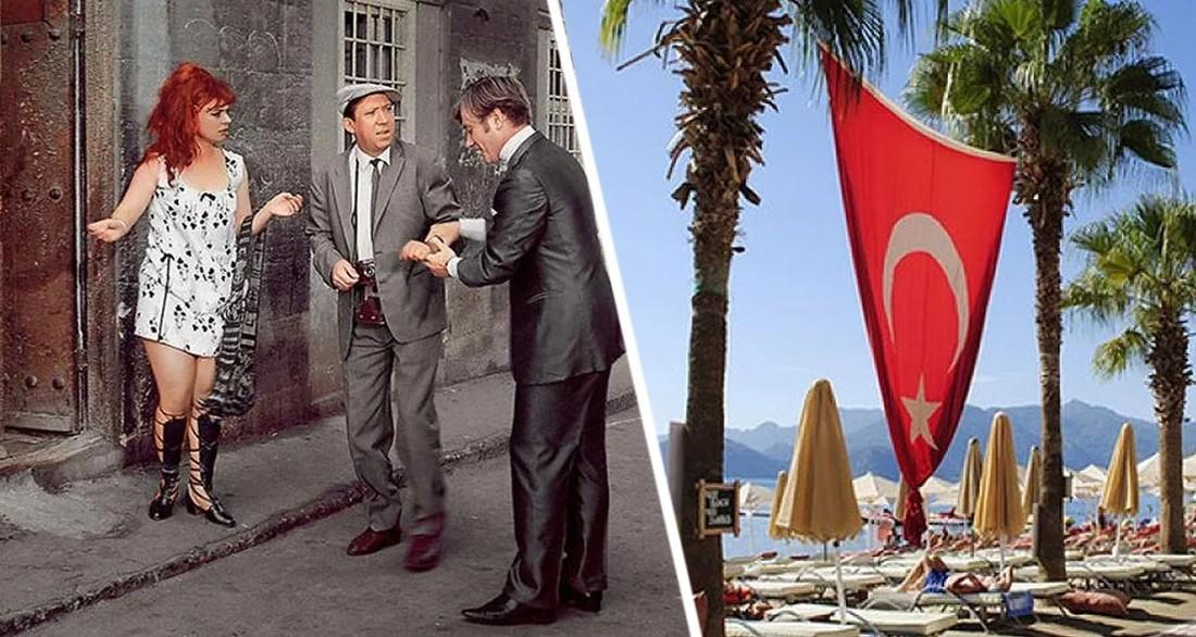 В отеле Турции накрыли бордель