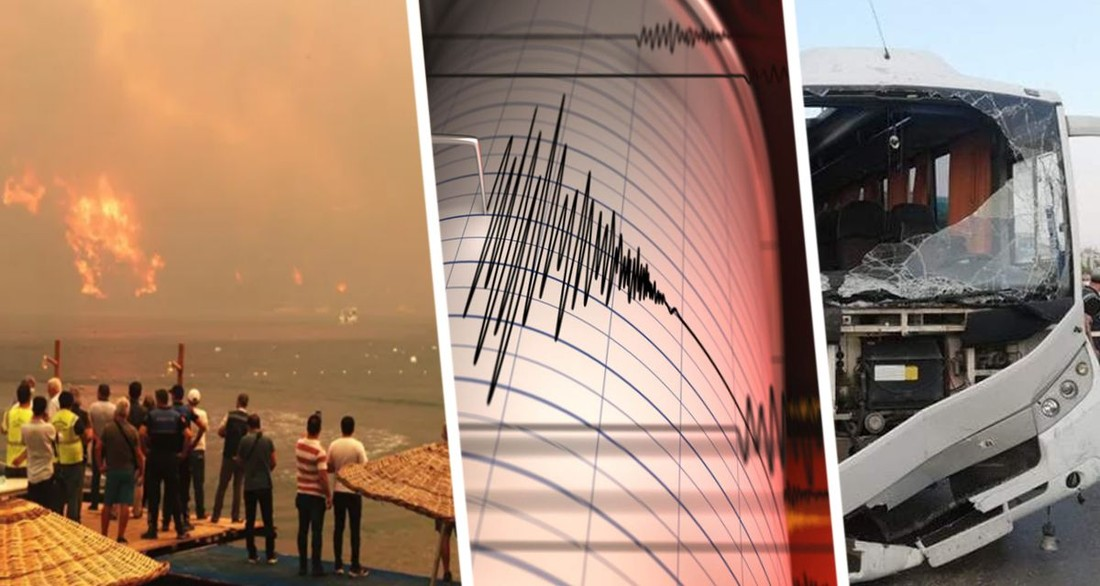 На туризм Турции обрушился злой рок: на курортах новый взрыв ковида, пожары продолжаются, активизировались землетрясения