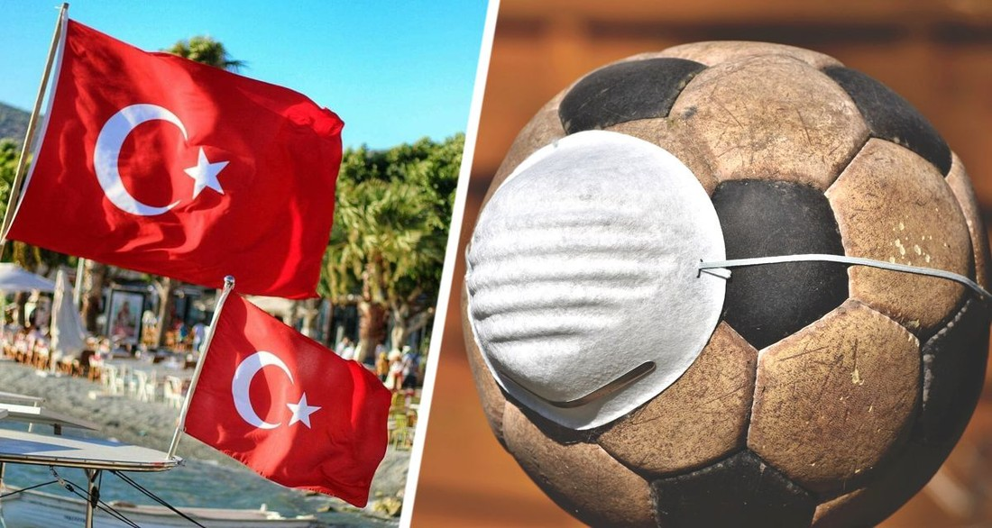 Футбольным болельщикам в Турции запретили посещать матчи: названо условие