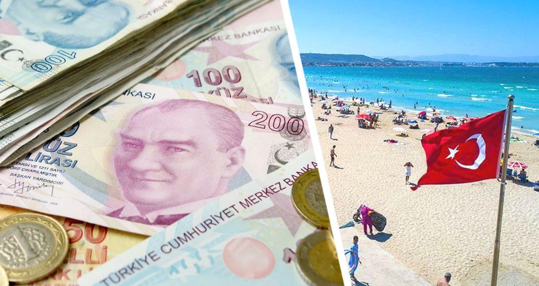 Цены на проживание в отелях Турции выросли на 20.63%
