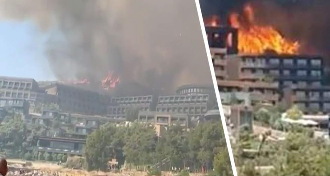 Нам страшно спать, мы боимся задохнуться: российская туристка рассказала о реальной ситуации на турецком курорте