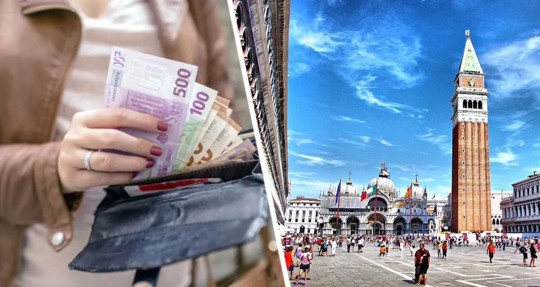 Венеция решила брать плату с туристов за допуск в город