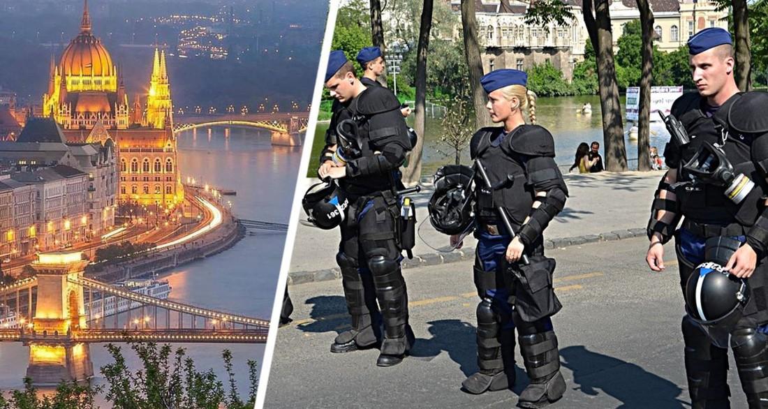 Венгрия закрылась для российских туристов