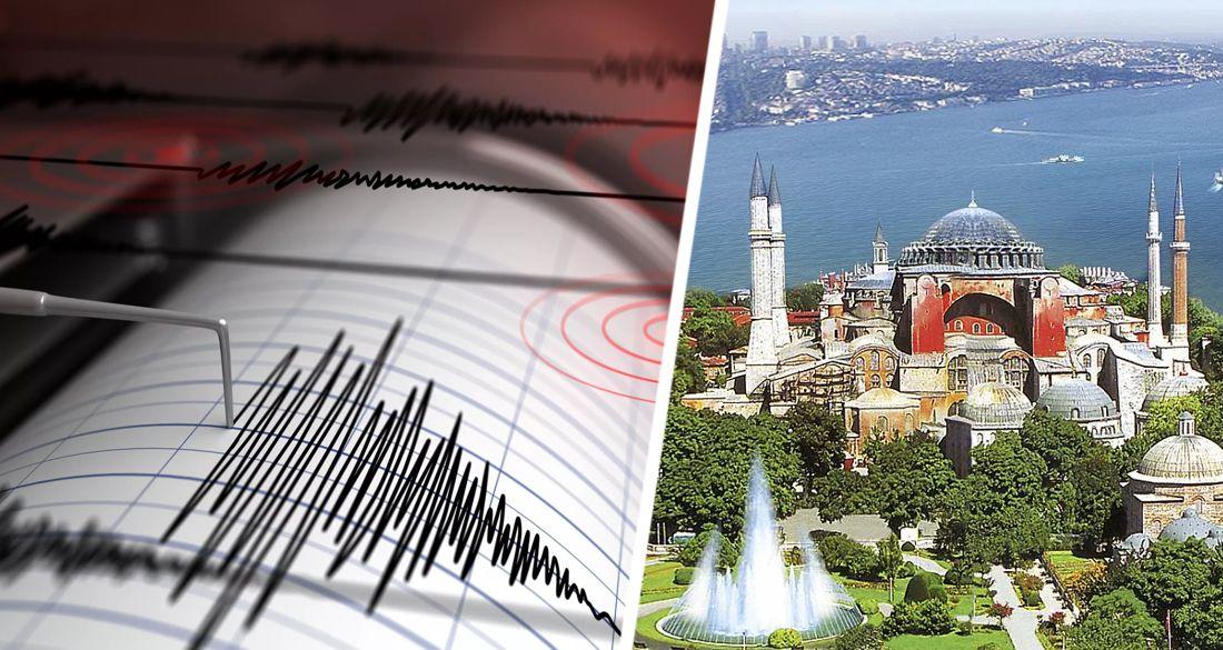 Стамбул ожидает сильное землетрясение 7.6 баллов: мэр сделал заявление