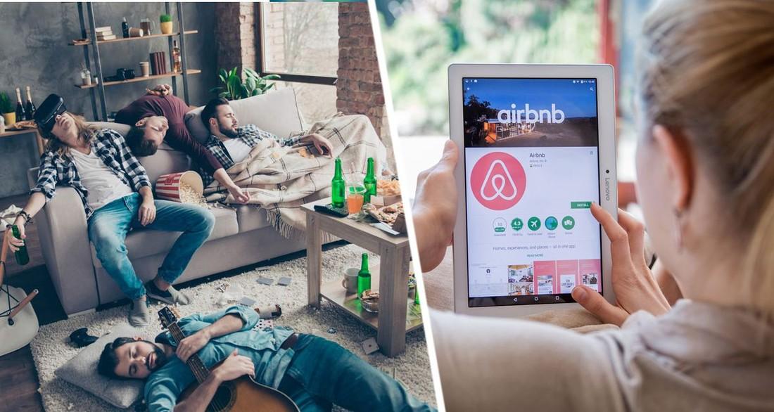Airbnb заблокировала 375 000 броней, борясь с вечеринками