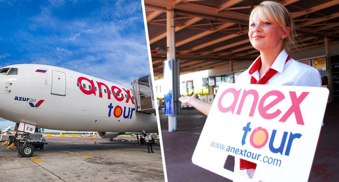 Анекс объявил о зимних рейсах в Анталию из 14 регионов РФ