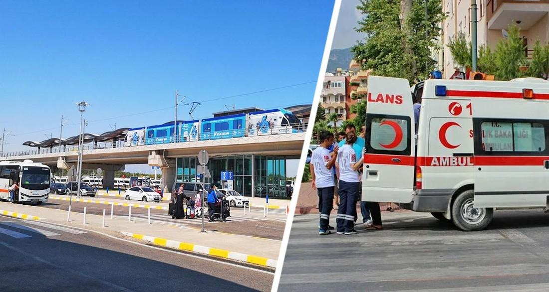 В аэропорту Анталии погиб турист