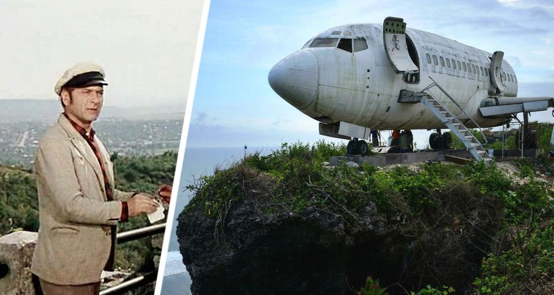 Россиянин устроил на Бали для туристов новый аттракцион из старого Боинга