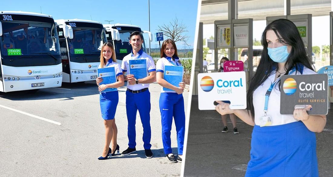 Coral Travel начинает туры в Египет через Анталию и запускает прямые рейсы в Хургаду и Шарм-эль-Шейх из 4 городов России