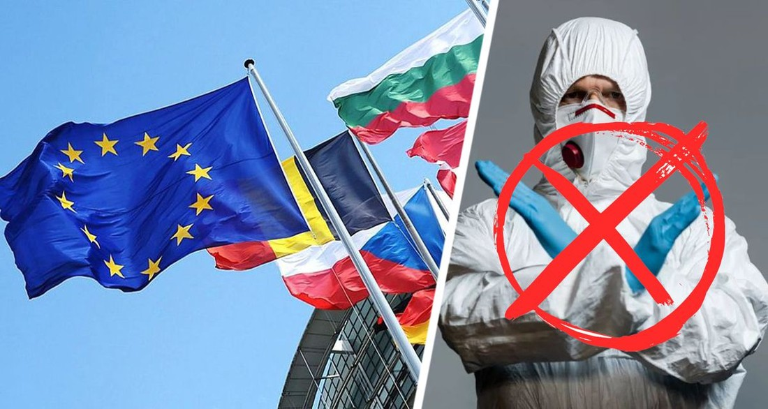 Первая в Европе страна сняла полностью все ограничения против коронавируса