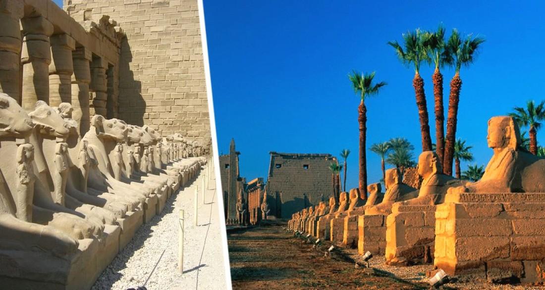 Египет открывает для туристов две новые достопримечательности
