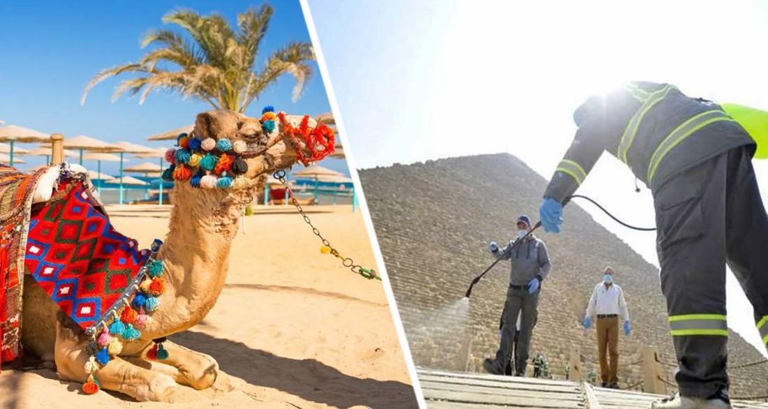 В Египте объявили об угрозе туризму