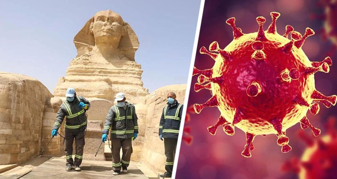 Наблюдается значительный рост числа инфекций, особенно серьезных: Египет объявил о начале 4-й волны