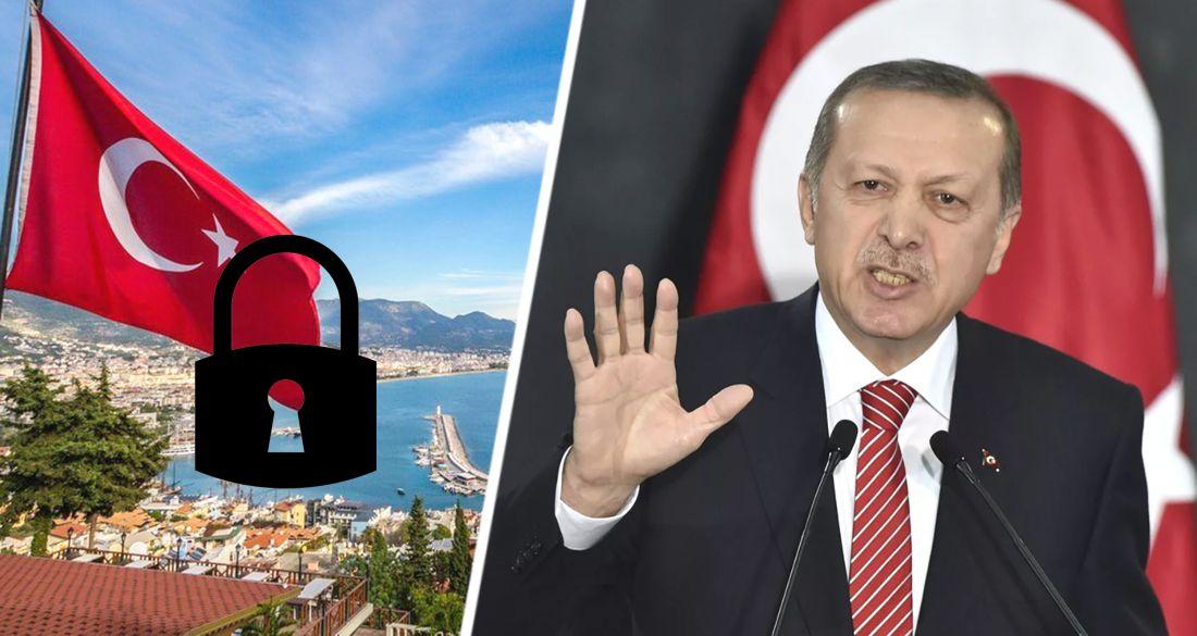 Турция движется к закрытию для российских туристов, демонстративно бросив камень в Москву с трибуны ООН