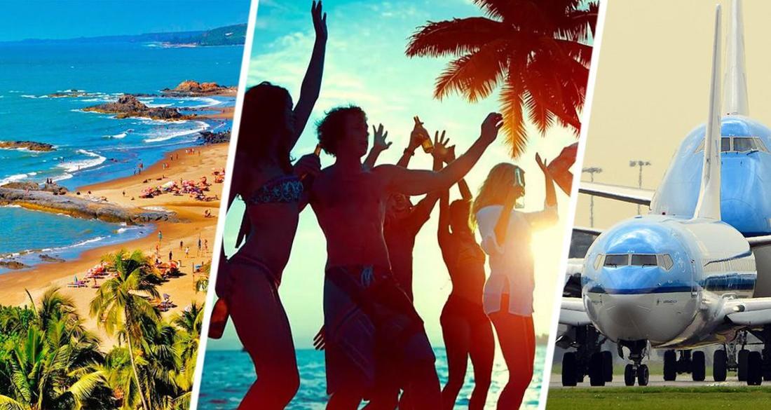 Популярный зимний пляжный курорт сообщил, когда начнёт принимать чартеры с российскими туристами
