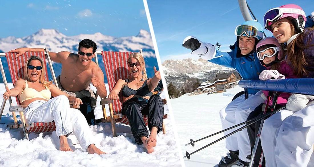 Австрия заявила об открытии этой зимой горнолыжных курортов для туристов: названы условия