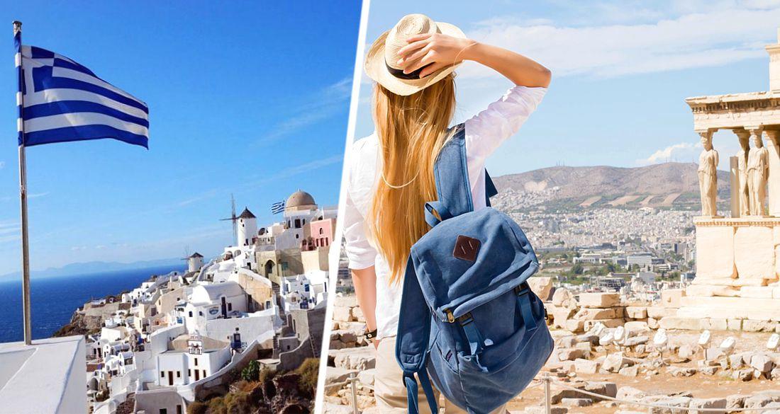 Маски никто не носит и сертификаты нигде не спрашивают: россиянка поехала в Грецию и поняла, почему она нравится туристам