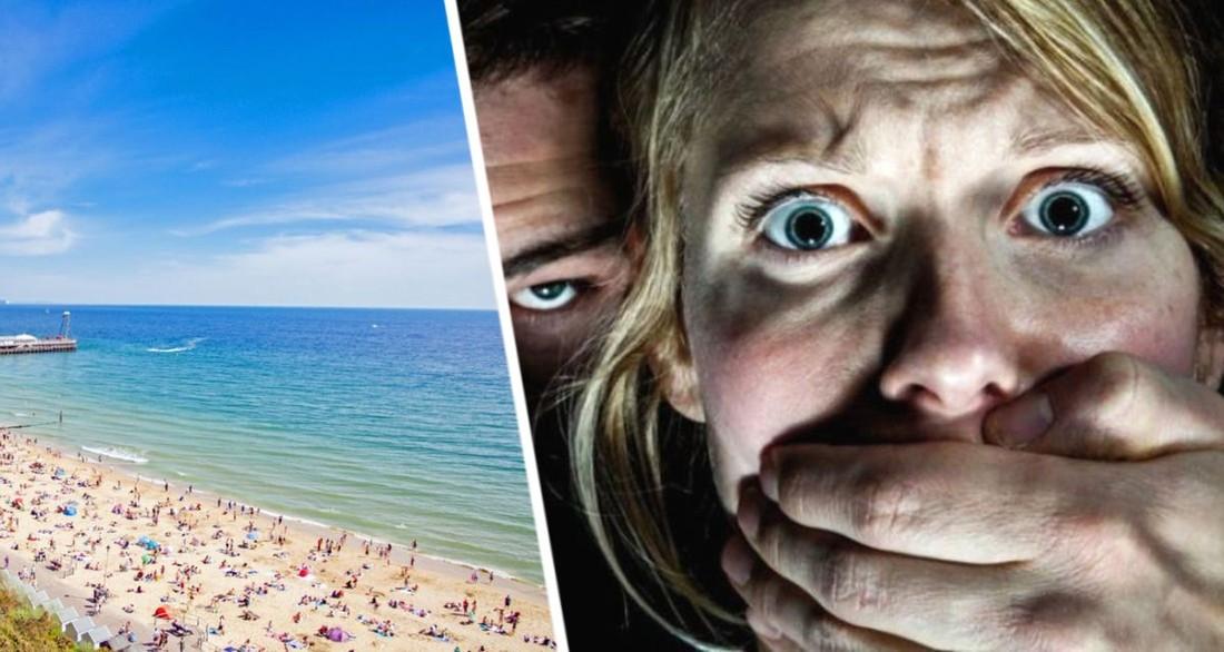 Туристка рассказала, как её изнасиловали днем на пляже