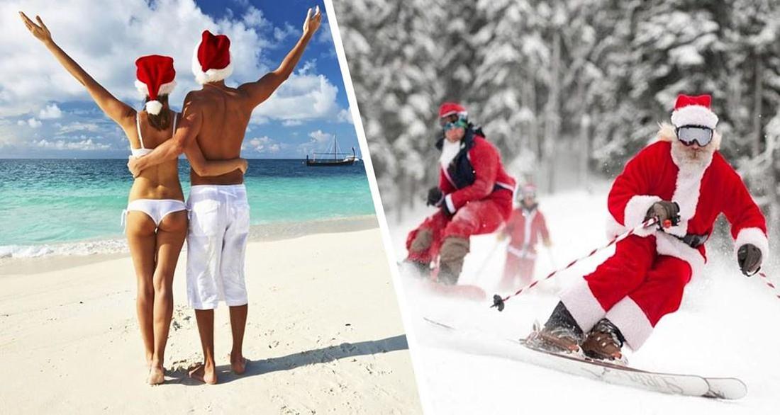 Стало известно, куда устремятся на новогодний отдых российские туристы