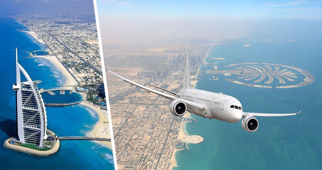 Выдано 12 допусков на перевозку российских туристов в еще один эмират ОАЭ
