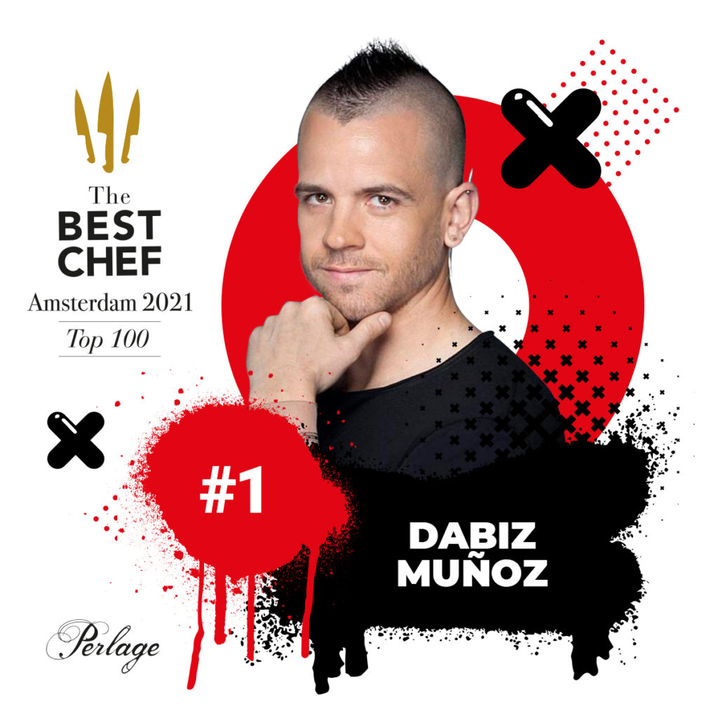 Испанец Давид Муньос был признан лучшим шеф-поваром года согласно The Best Chef Awards 2021