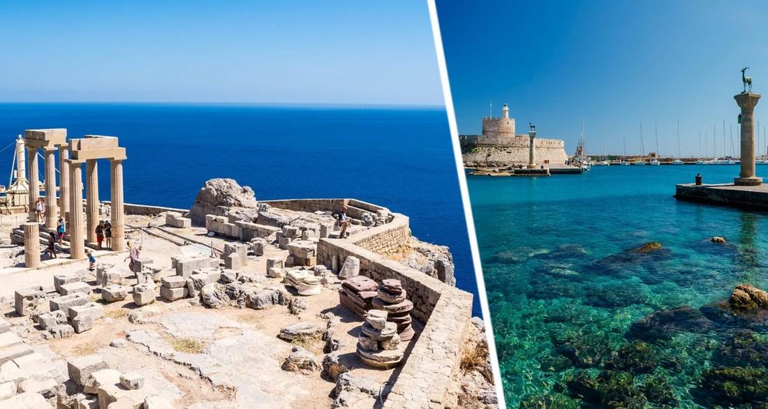 Популярный греческий остров рядом с Турцией продлил летний сезон почти до зимы
