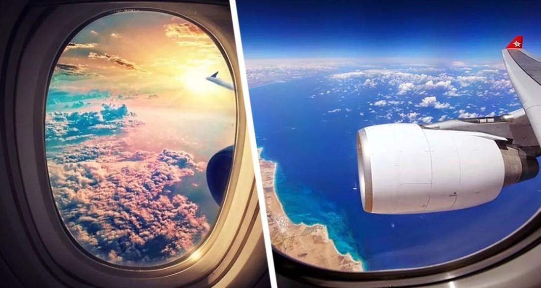 Авиатор рассказал о пугающем жужжании двигателя и мигании света во время взлета самолета