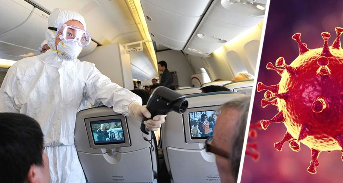 Стюардесса дала совет, как пассажирам не заразиться ковидом в самолёте