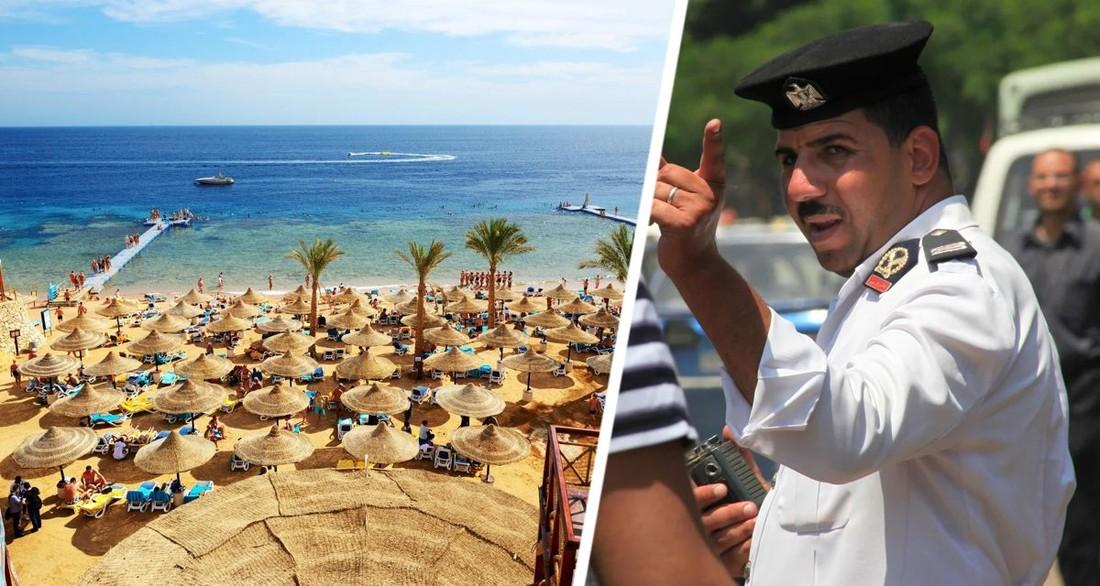 В отеле Шарм-эль-Шейха нашли мертвую туристку